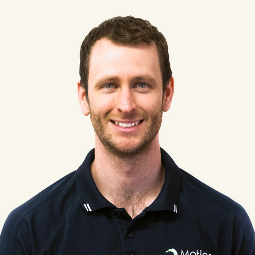Daniel Stepien - Brisbane Exercise Physiologist